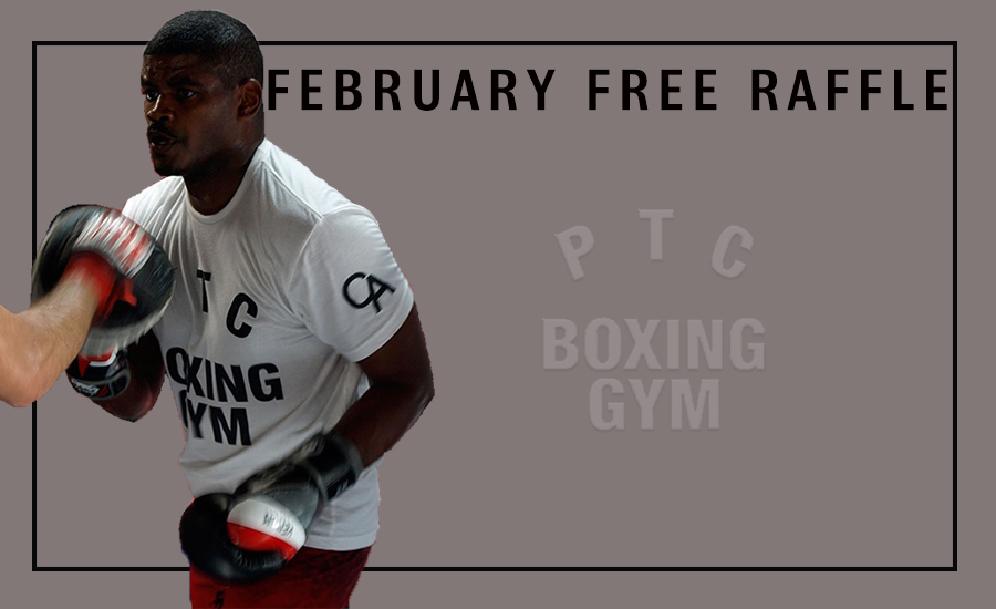 February Raffle - Blog